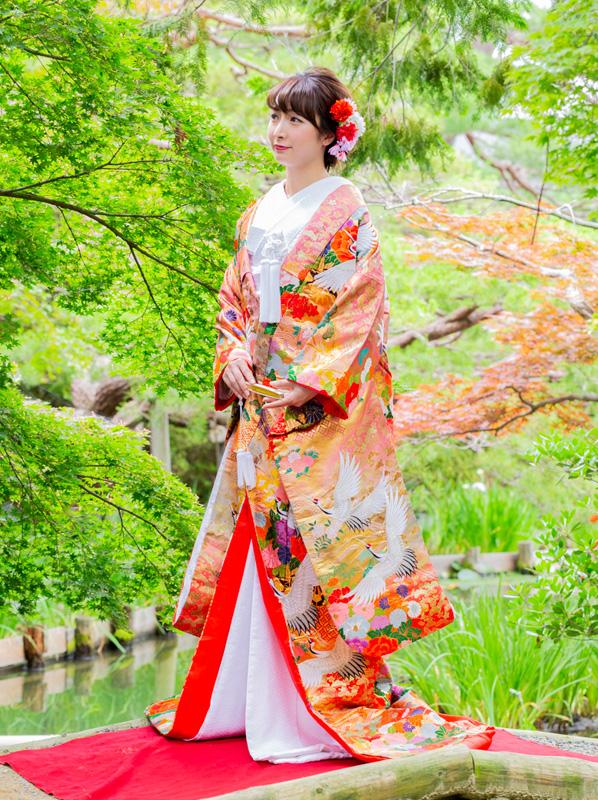 衣装ギャラリー 京都前撮り 京wedding