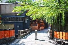祇園「巽橋」
