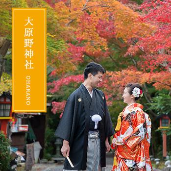 大原野神社で前撮り