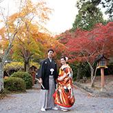 大原野神社で和装前撮り-04