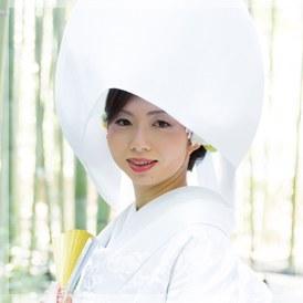 綿帽子(洋髪)