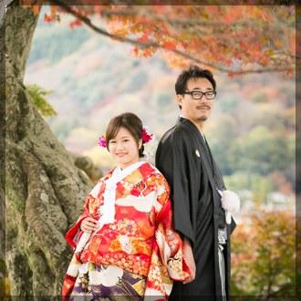 京都前撮り(嵐山)