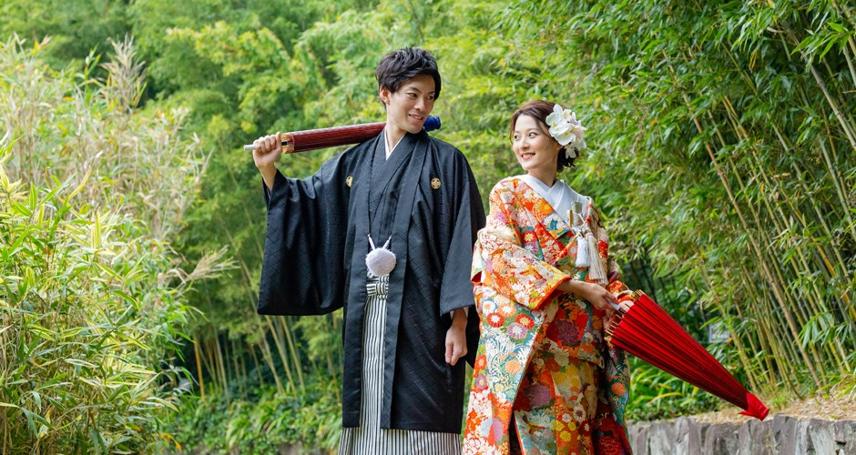 京都前撮りプランと料金案内