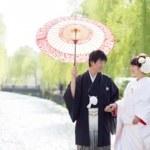 前撮りは京都ロケーション