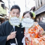 京都祇園での前撮り