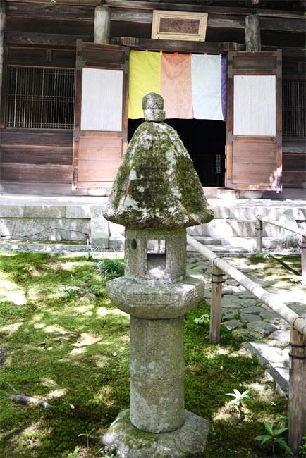 蓮華寺型石灯籠