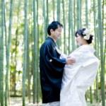 京都・嵐山での前撮り