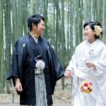 京都・嵐山での和装前撮り