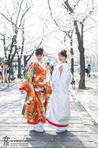 祇園での前撮り