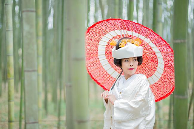 和傘も相性バツグンです!