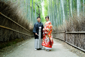 10月も一番人気は嵐山和装ロケでした!